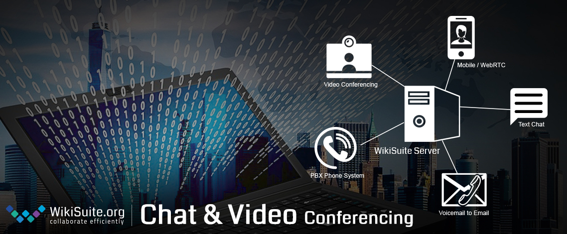 Chat & Video Conferencing
