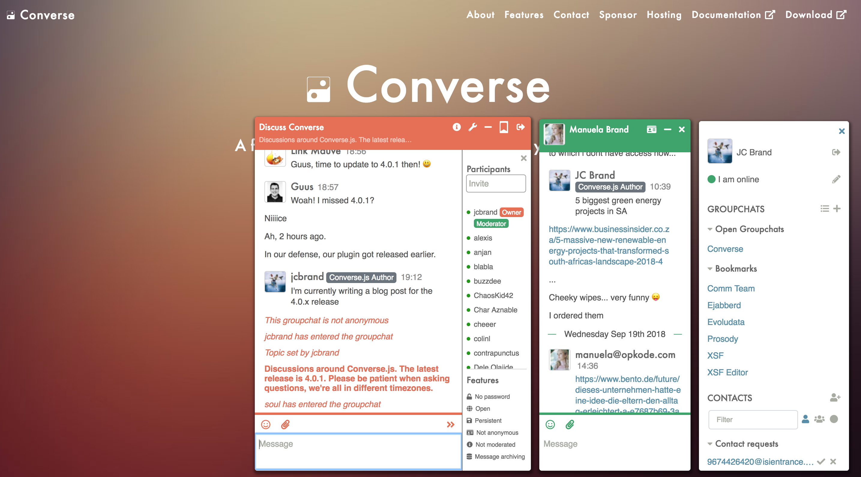 WikiSuite   Converse
